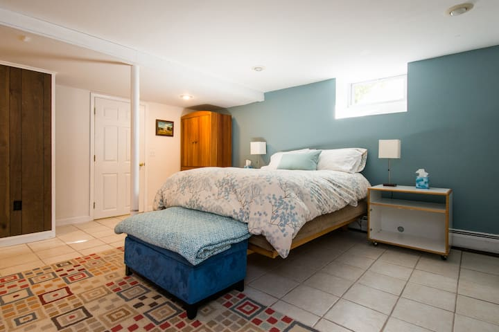Private apt with own entry, East Side, Providence - Providence - Appartement
