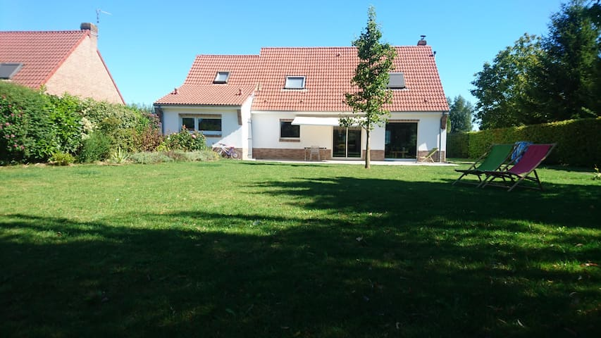 Very nice house in the country - Lorgies