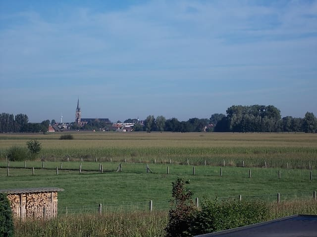 Het Zolderhuis   (Rust bij Antwerpen-Turnhout) - Arendonk - Apartamento