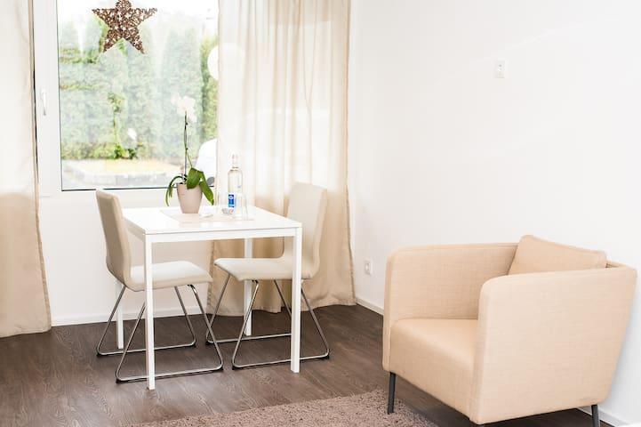 Modernes 1 Zimmer-Apartment mit separatem Eingang - Sulz am Neckar - Flat