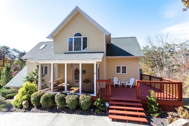 Cape Norris 3BR, 2B Lake front - New Tazewell - Дом