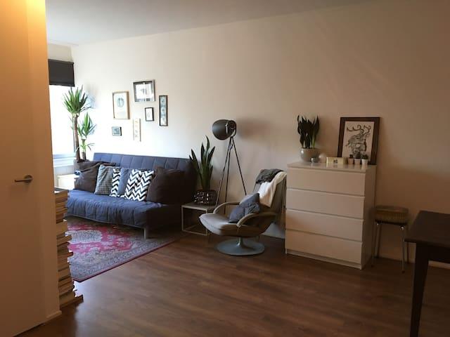 Quiet, modern apartment + free parking - Utrecht - Apartament