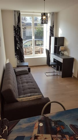 Studio meublé neuf - Troyes - Appartement