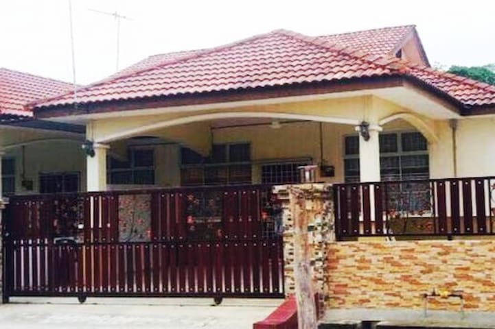 Single Storey Semi-D House with Amazing View - Guar Chempedak - Casa