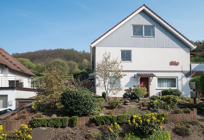 Ina's vacation rental/temporary living in Fischb. - Fischbachtal - Schoonfamilie
