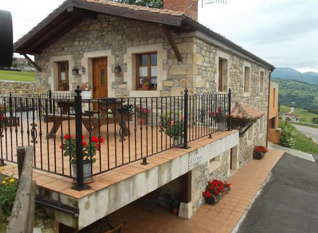 House with wonderful mountain view - Cantabria - Casa