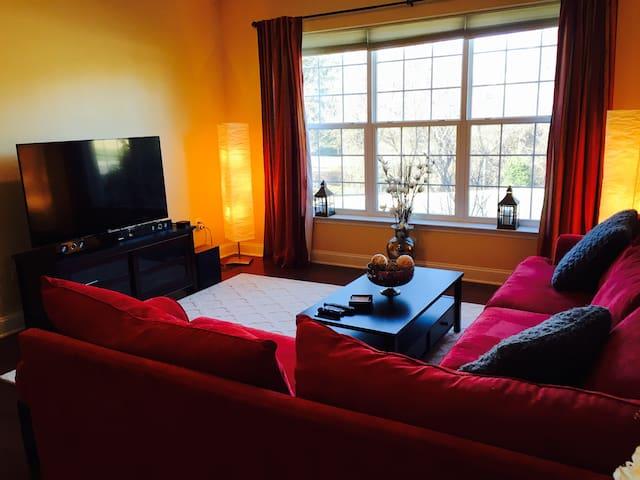 Beautiful 2 bedroom Condo! - Glen Mills - Lyxvåning