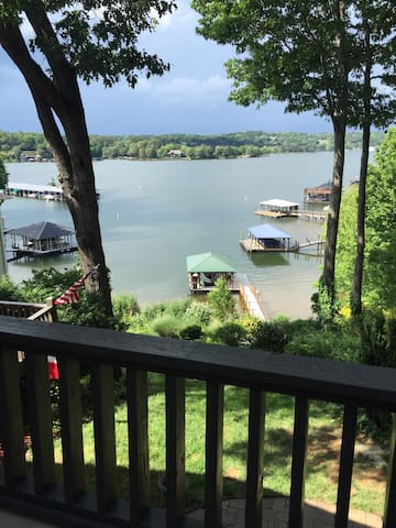 Lake Front Retreat & Water Sports - Hickory - Lakás