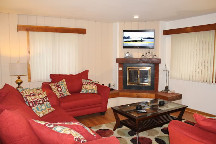 Townhouse in Shawnee Village Resort - East Stroudsburg - Appartement en résidence