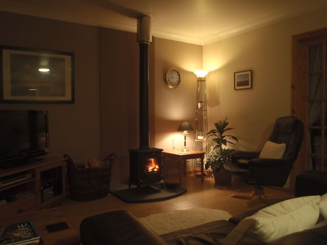 The Retreat @ Strathspey House - Aviemore - Daire