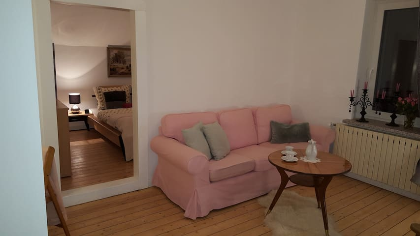 Suite mit Terasse - Löhne - Apartamento
