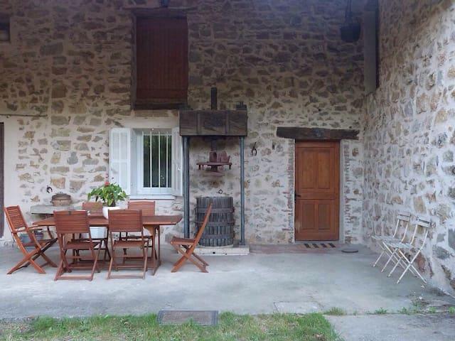 Très jolie maison de village - Brignoles - Rumah