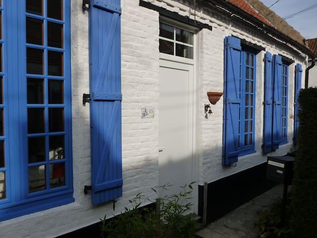 maison individuelle avec jardin - Chéreng - Casa