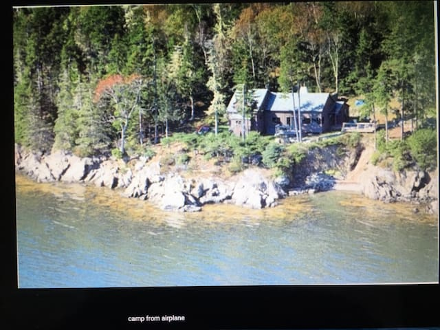 Beautiful cottage on Maine island - Islesboro - Huis