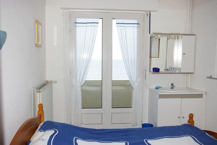 Appartement digue de mer 4ème étage - Bray-Dunes - Apartament