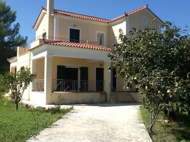 The most beautiful house in Pesada ( Cephalonia ) - Argostolion - Maison