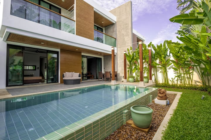 Phuket Rawai, Stunning Villa 2 Bed rooms - phuket - Ev