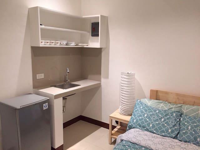 Studio Unit in Pateros,Metro Manila (Unit4 Fermin) - Pateros - Apartament