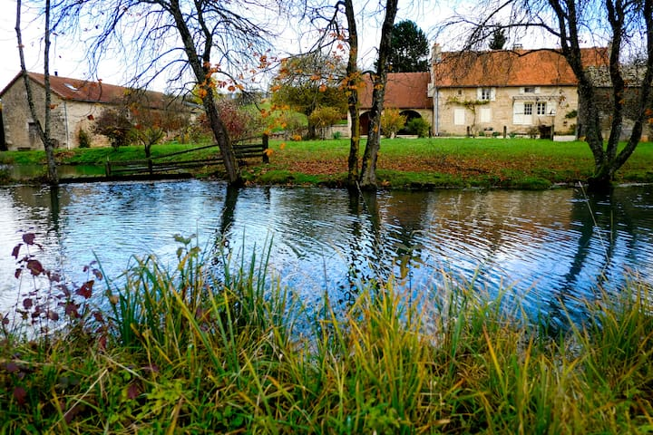 A Magic Place in Burgundy - Room 1 - Bligny-le-Sec - Hus