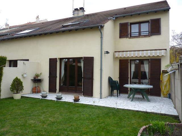 Jolie maison proche Paris et Disney - Neuilly-Plaisance - Maison