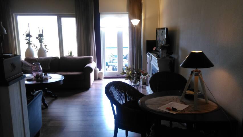 Gezellig Stadsappartement 2 slkmrs - Winterswijk - Appartement