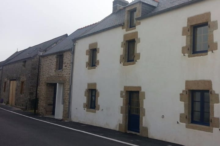 Maison de bourg avec jardin - Pont-Croix - Hus