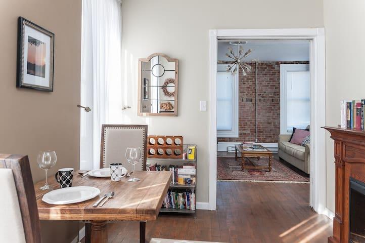 1 Bedroom Dogtown Apartment - Saint Louis - Haus