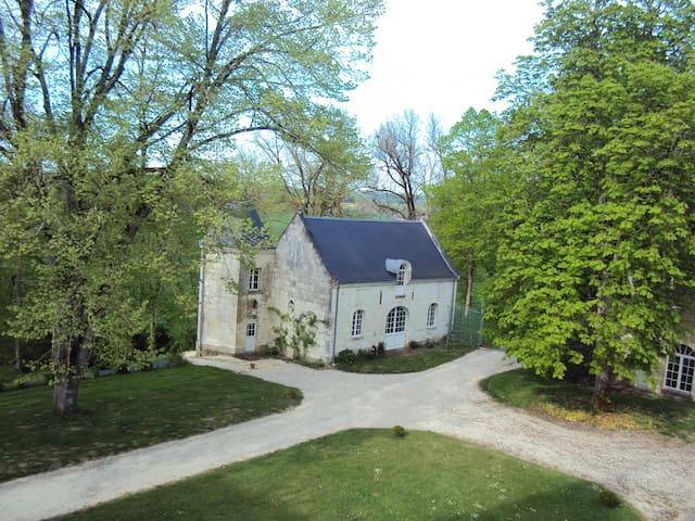 Ancienne chapelle - Ciran - Huis