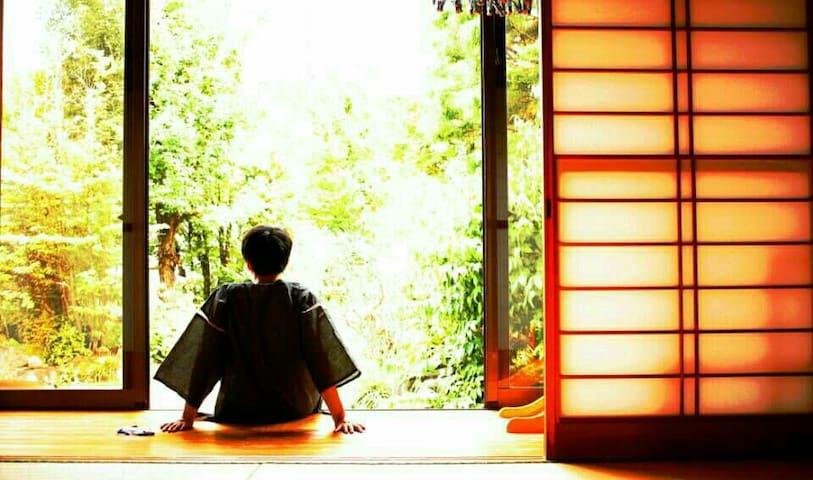 Tatami,Futon&Kotatsu modern style - Chuo - Hus