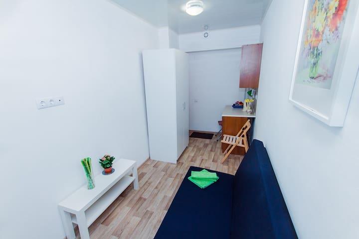 Экономичное размещение для 2-х человек - Экопарк Жк - Appartement