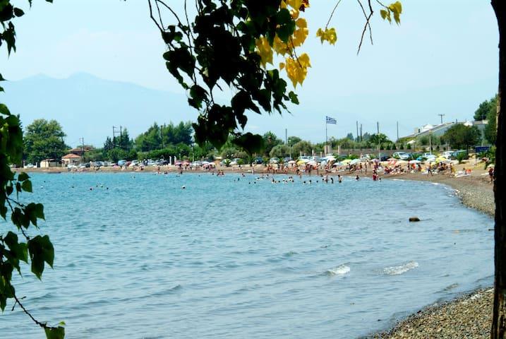 Bay Holiday - Karavomilos - Inap sarapan