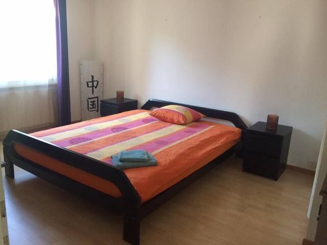 Biel/Bienne - bel appartement dans une maison - Biel/Bienne - Apartamento