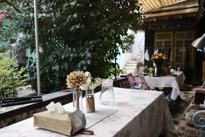 [一·间]天涯路远,有你一间容身之所,请用心感受旅途 - Lhasa