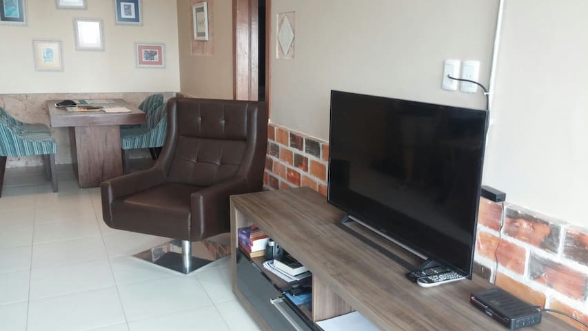 Apartment In The Heart of Downtown - Asunción - Wohnung