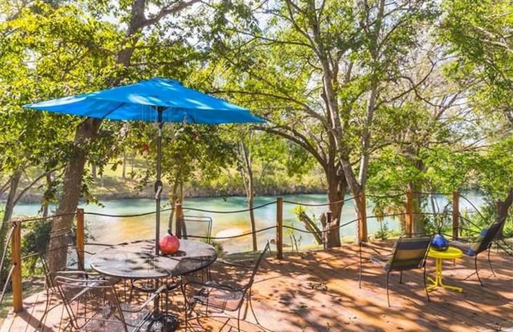 Best Spot on the San Marcos River! - San Marcos - Casa