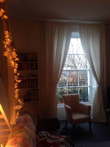 Bohemian studio apartment - Dublin - Loft