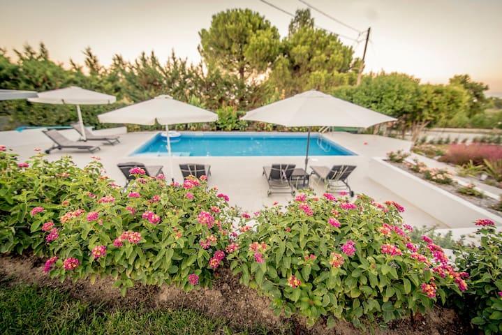 Pleiades boutique villas with pool - Κρυοπηγή - Lyxvåning