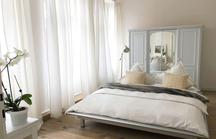 Moderne & geräumige Design Wohnung im Zentrum - Saarbrücken - Lägenhet