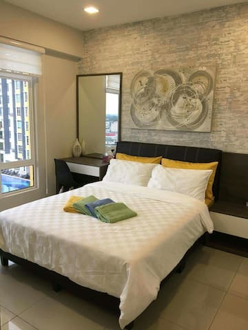 Leisure HomeStay@ The Majestic - Ipoh - Apartamento