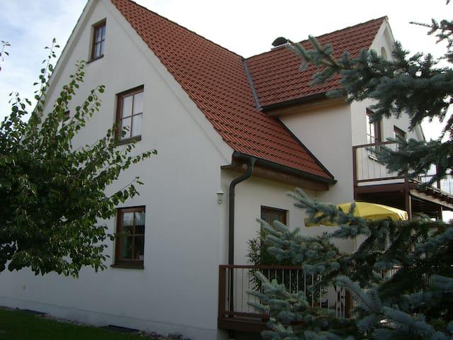 Gästewohnung Lang - Kleinaitingen - Leilighet