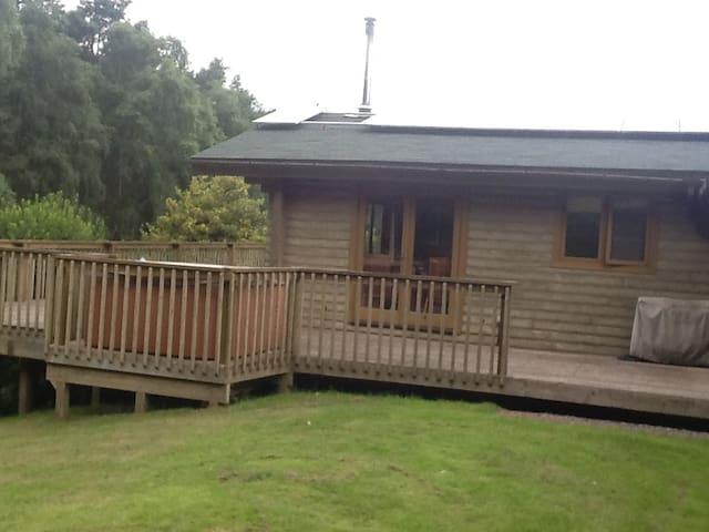 CANADIAN LOG CABIN - Devon - Casa de campo