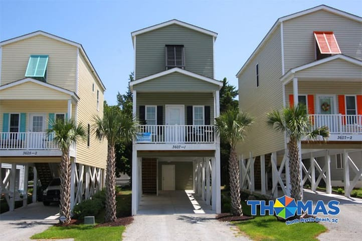 Sunny Side Up! - North Myrtle Beach - Casa