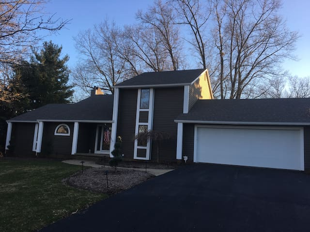 Private, Spacious, & Comfortable W/Attached Garage - Canton