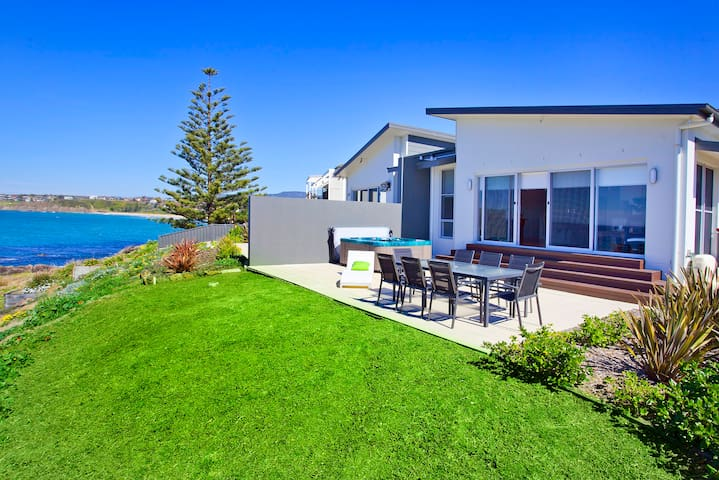 Aqua - views over jones beach - Kiama Downs - Casa