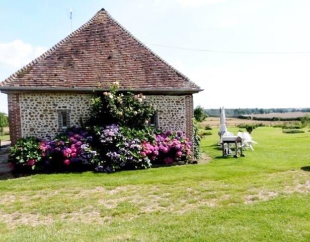 Le Gite du Bois Foucher - Saint-Maurice-lès-Charencey - Haus