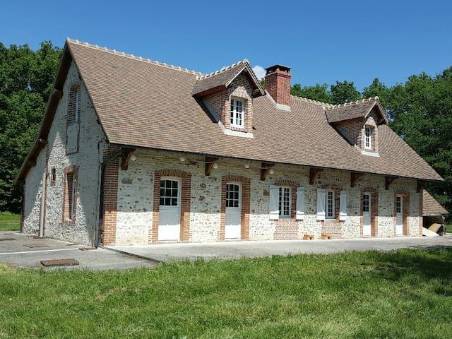 Charmante maison Solognote longère - Selles-Saint-Denis - Hus
