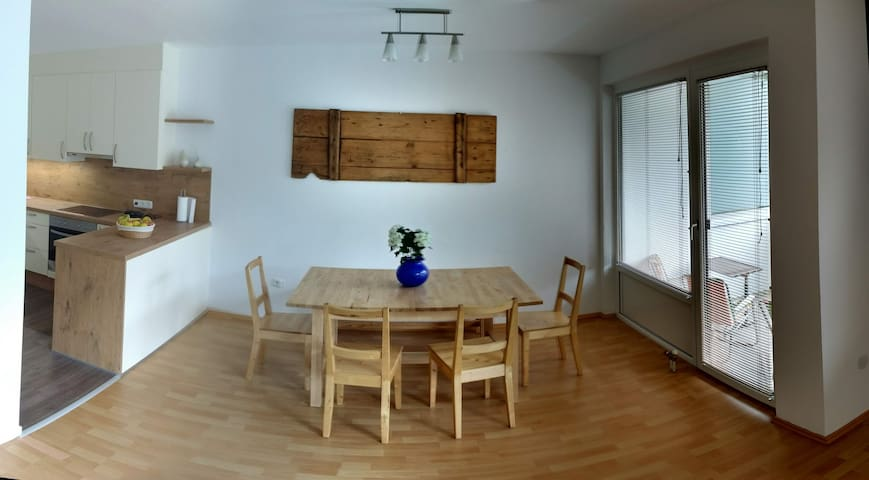 new refurbished flat - silent & sunny - Linz - Appartement