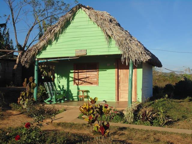 Cabaña El Atardecer - Vinales - キャビン