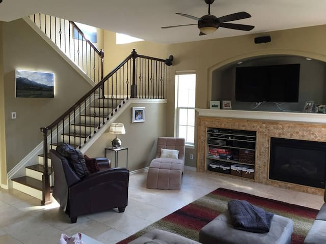 Private rooms in a beautiful and relaxing home - Highlands Ranch - Maison