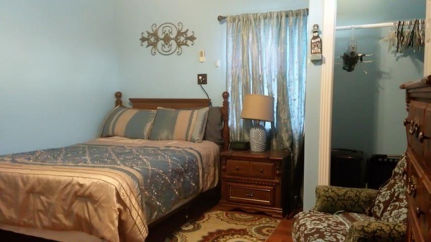 Nice, Cozy Room. - Bay City - Casa